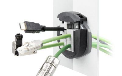 Teilbare Kabelverschraubung KVT-ER mit IP65 – IP68 Zertifizierung